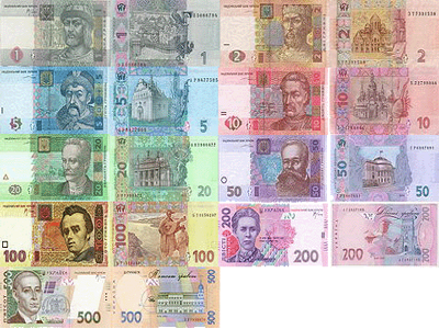 Friday 8 9 2017 Currency Converter Ukrainian Hryvnia Of Daily Updated Exchange